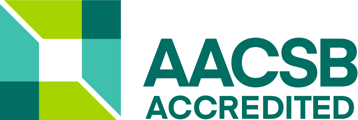 Logo for the Association of Advanced Collegiate Schools of Business
