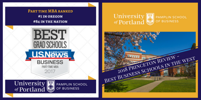 Pamplin School of Business makes both the Princeton Review and US and World Report for the Best Business Schools in 2017 and 2018 lists.